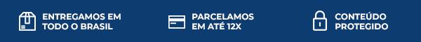 Entregamos em todo o Brasil! - Parcelamos em até 12x sem juros - Conteúdo 100% protegido